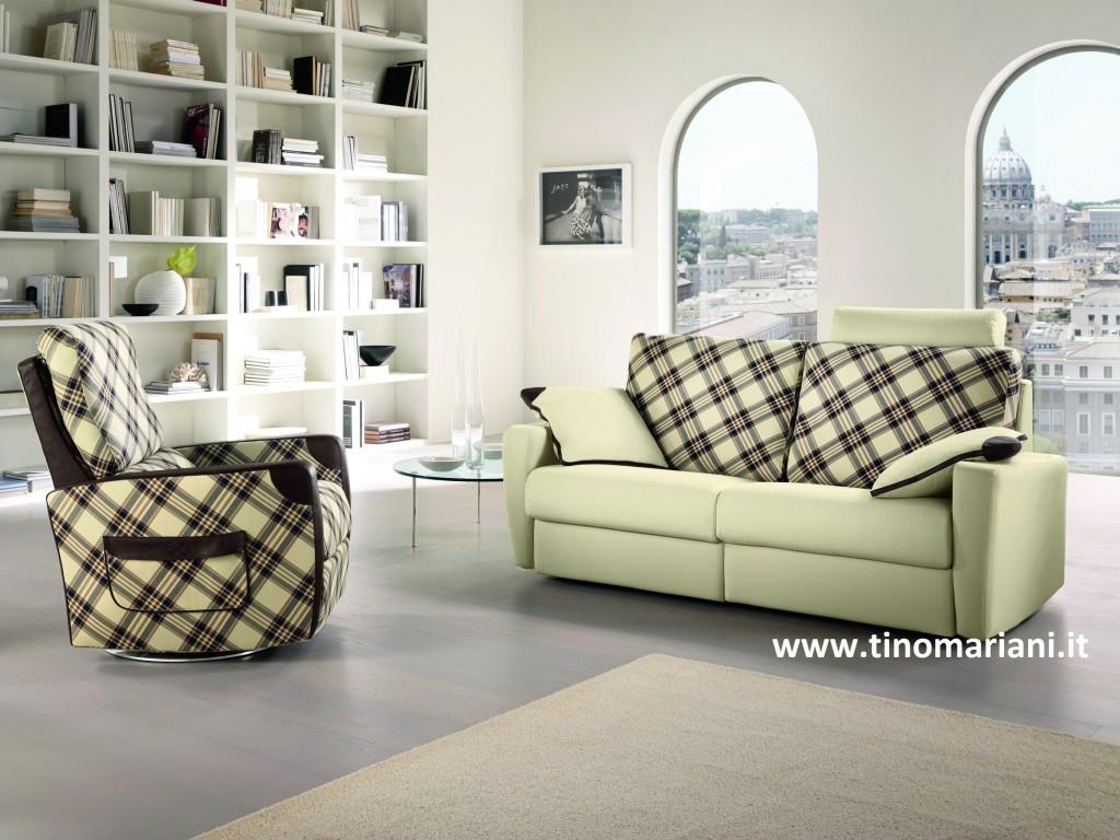 Tino mariani divani e poltrone il massimo relax per for Poltrone divani e divani